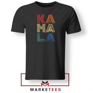 Kamala Harris 2020 Black Tshirt