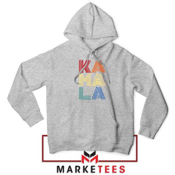 Kamala Harris 2020 Sport Grey Hoodie