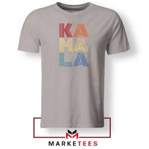 Kamala Harris 2020 Sport Grey Tshirt
