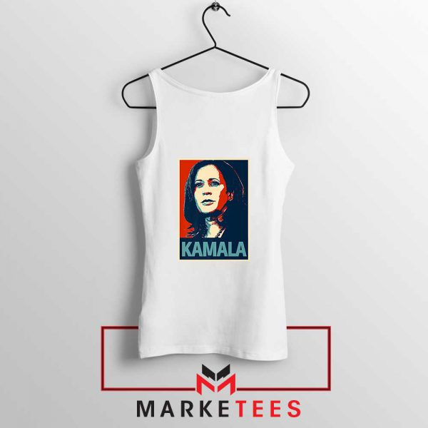 Kamala Harris Poster Tank Top