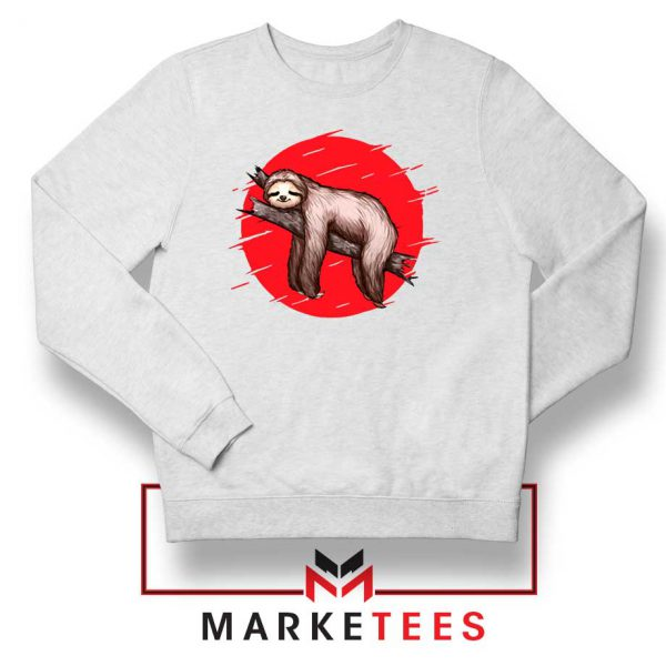 Lazy Sloth Sweatshirt