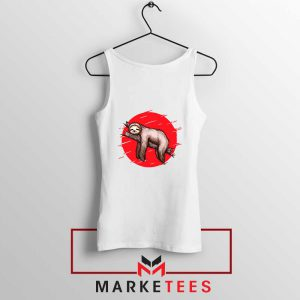 Lazy Sloth Tank Top