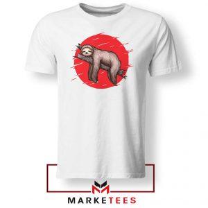 Lazy Sloth Tshirt