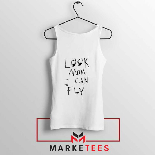 Look Mom I Can Fly Tank Top