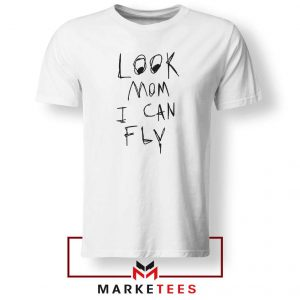 Look Mom I Can Fly Tshirt