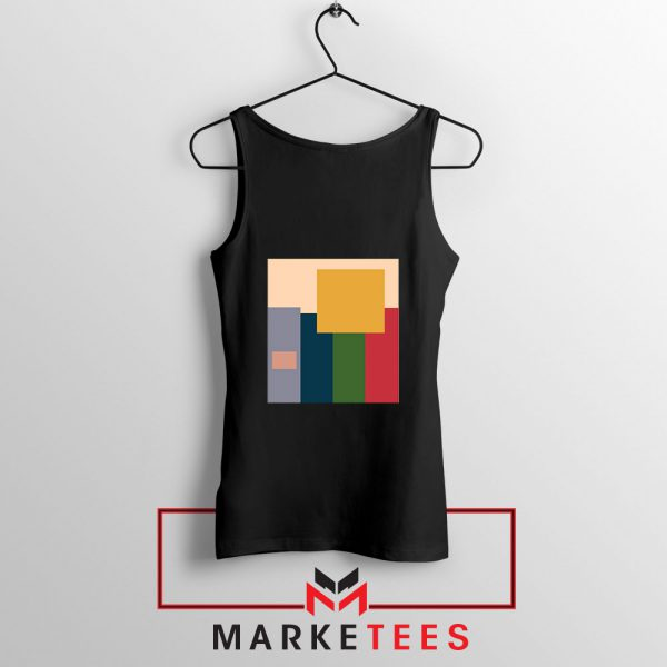 Me And The Boys Art Tank Top