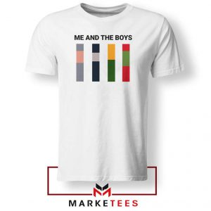 Me and The Boys Meme Tshirt