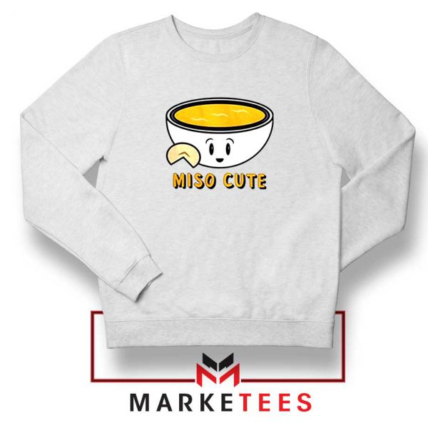 Miso Cute Sweatshirt