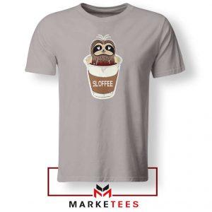 Sloffee Pocket Sport Grey Tshirt