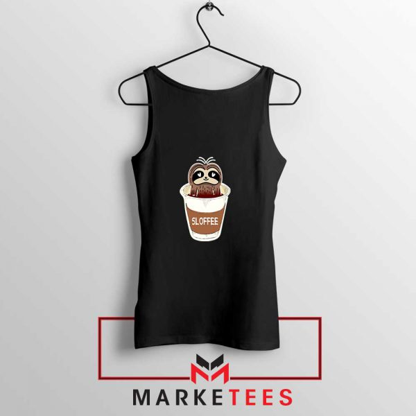 Sloffee Pocket Tank Top