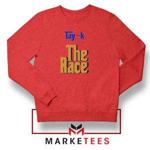 Tay K Debut Single Red Sweatshirt