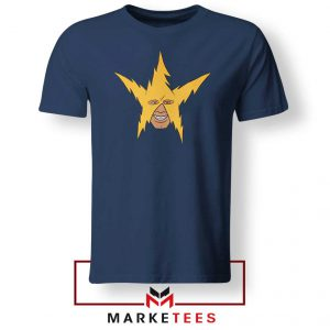 The Electro Meme Navy Blue Tshirt