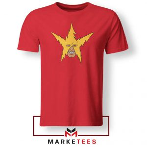 The Electro Meme Red Tshirt
