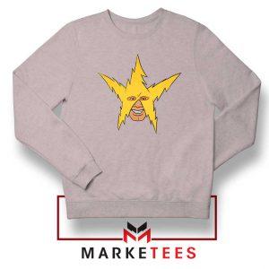 The Electro Meme Sport Grey Sweatshirt