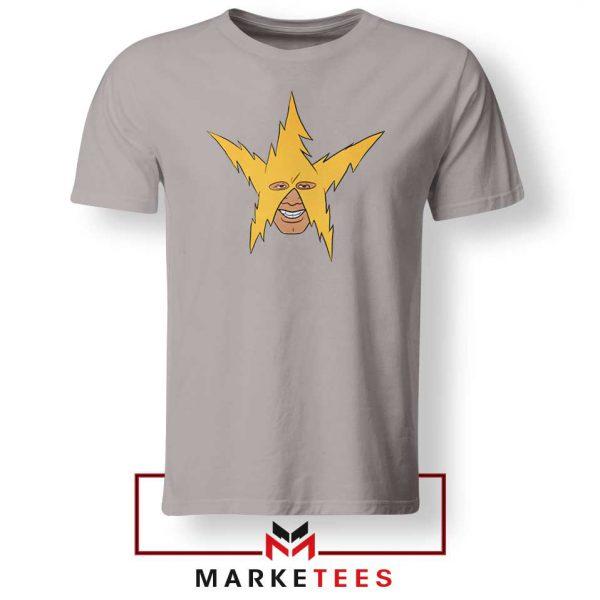 The Electro Meme Sport Grey Tshirt