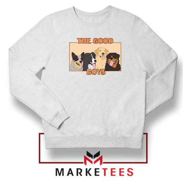 The Good Boys Sweatshirt