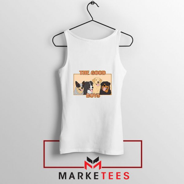 The Good Boys Tank Top