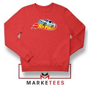 Travis Scott Hot Wheels Red Sweatshirt
