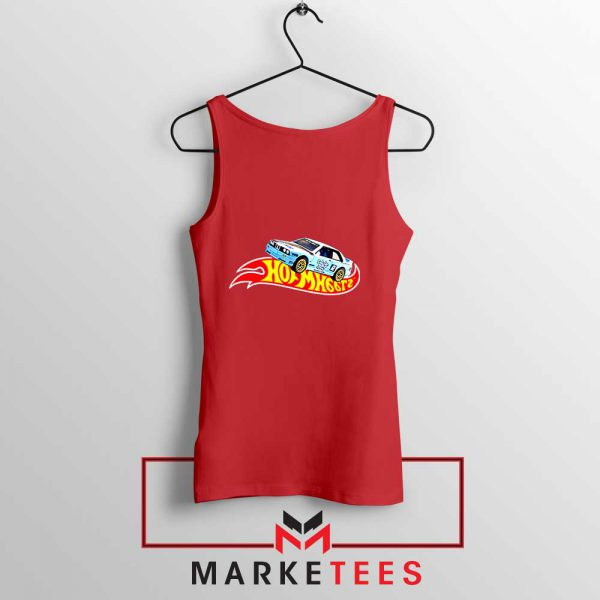 Travis Scott Hot Wheels Red Tank Top