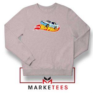 Travis Scott Hot Wheels Sport Grey Sweatshirt