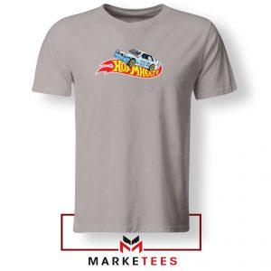 Travis Scott Hot Wheels Sport Grey Tshirt