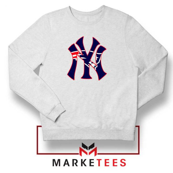 Yankees New England Patriots Sweatshirt