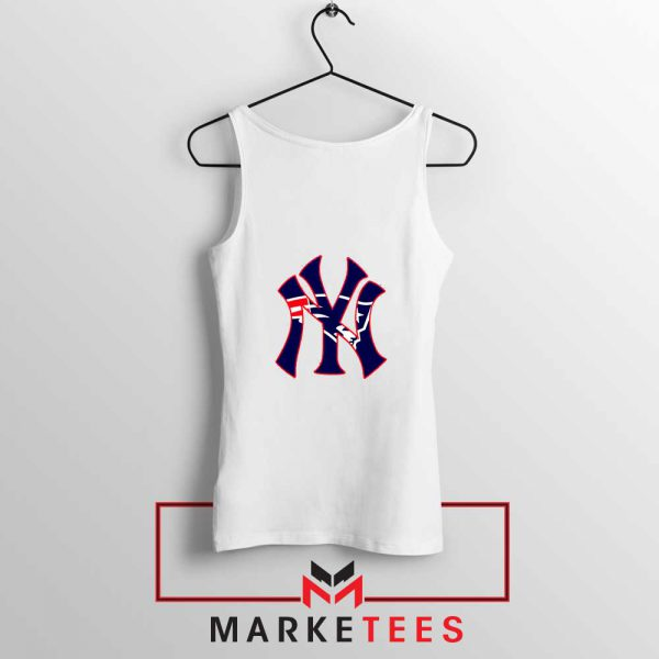 Yankees New England Patriots Tank Top