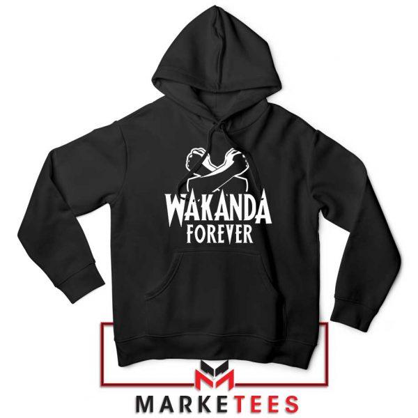 Africa Wakanda Forever Hoodie