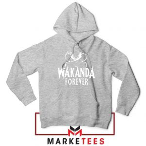 Africa Wakanda Forever Sport Grey Hoodie