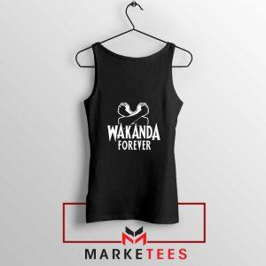 Africa Wakanda Forever Tank Top