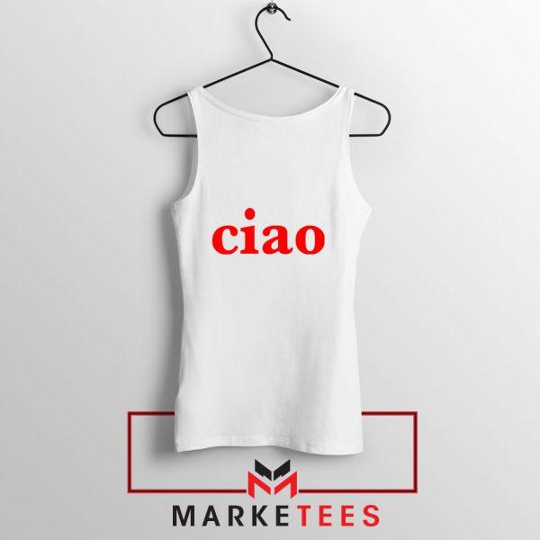 Ciao Italian Tank Top