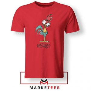 Disney Moana Heihei Red Tshirt