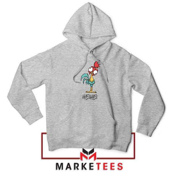 Disney Moana Heihei Sport Grey Hoodie