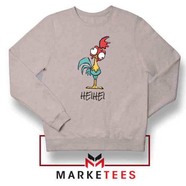 Disney Moana Heihei Sport Grey Sweatshirt