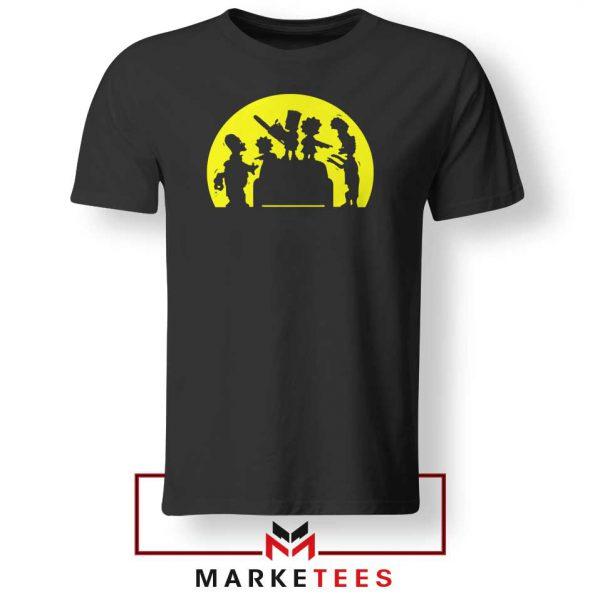Doh Zombies Simpsons Tshirt