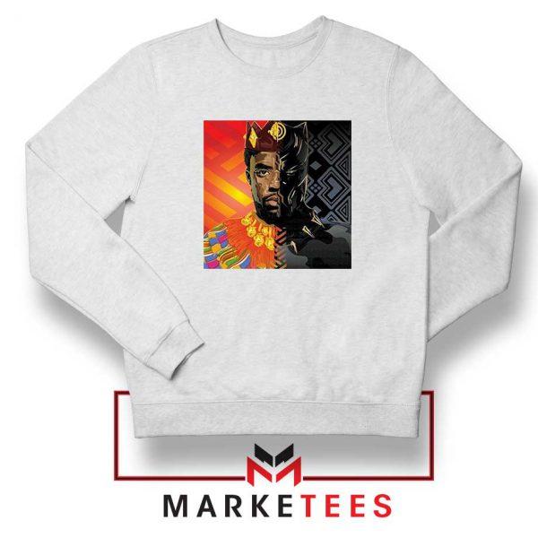 Man Of Wakanda Sweatshirt