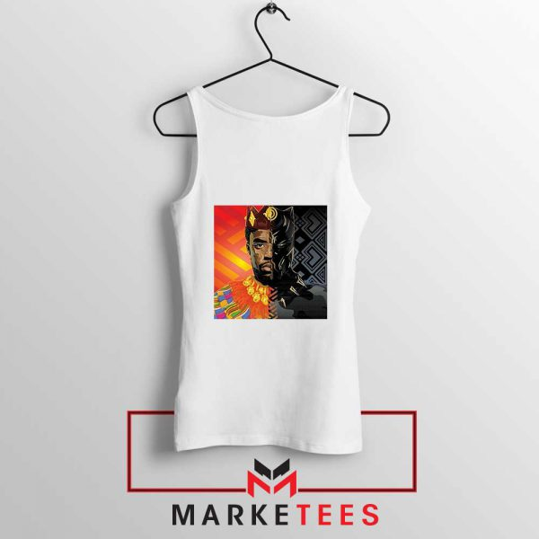 Man Of Wakanda Tank Top