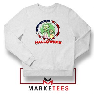 Morty Halloween Sweatshirt