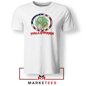 Morty Halloween Tshirt