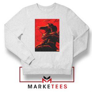 Mulan Desgin Poster Sweatshirt