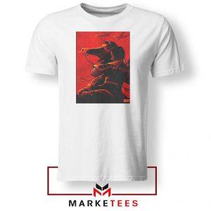 Mulan Desgin Poster Tshirt