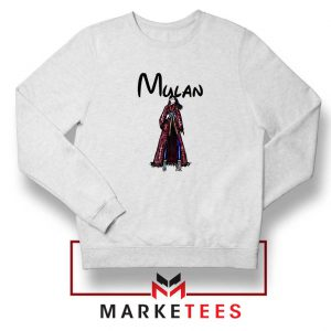 Mulan Princess Sweatshirt