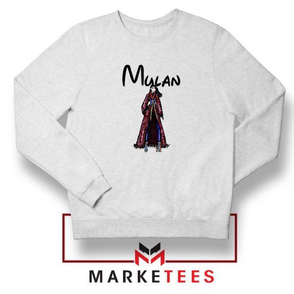 Mulan Princess Sweatshirt