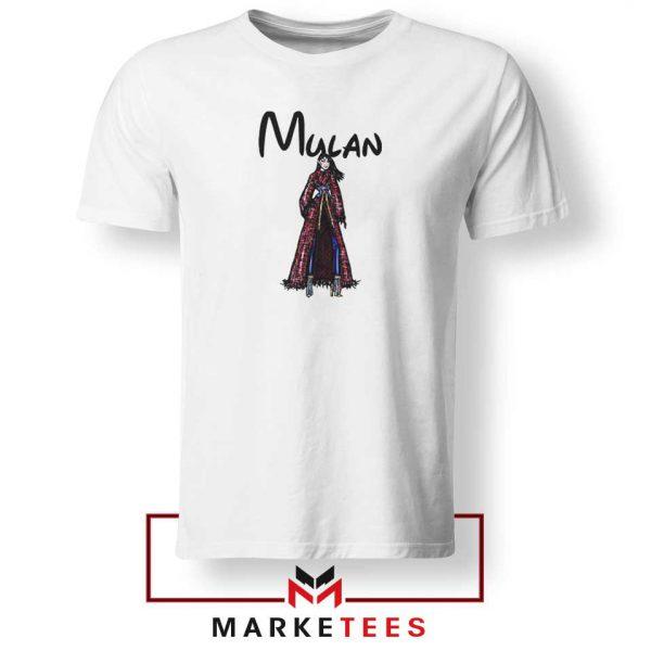 Mulan Princess Tshirt