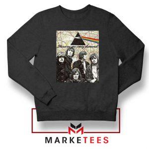 Pink Floyd Black Sweatshirt