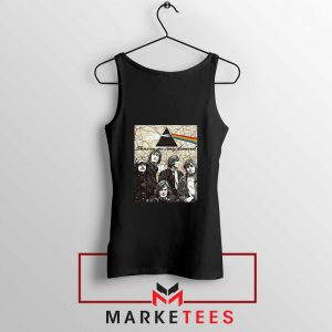 Pink Floyd Black Tank Top
