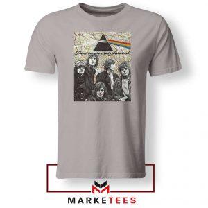 Pink Floyd Sport Grey Tshirt