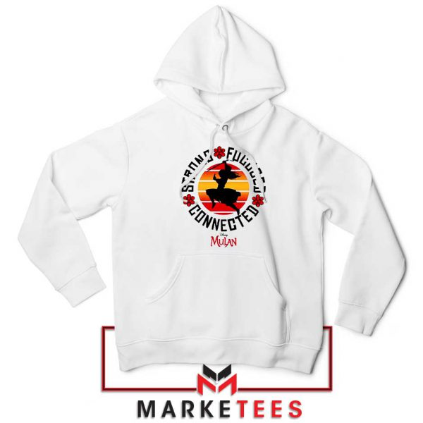 Strong Focused Connected Hoodie