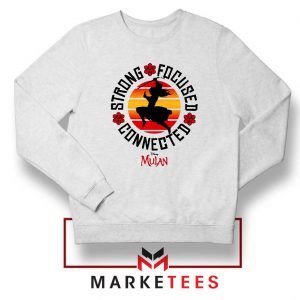 Strong Focused Connected Sweatshirt