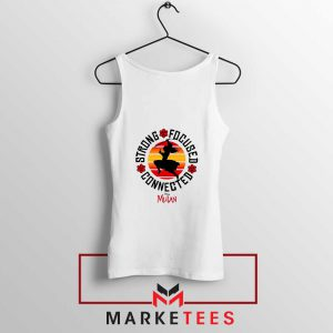 Strong Focused Connected Tank Top